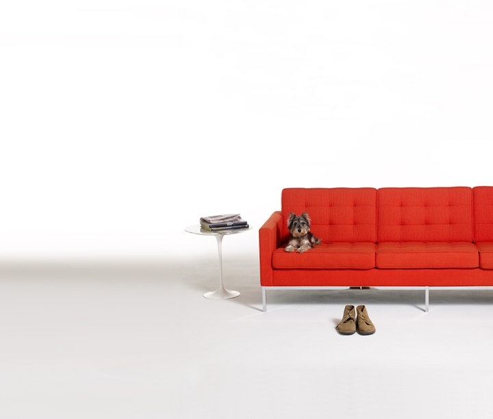 Red Couch 7